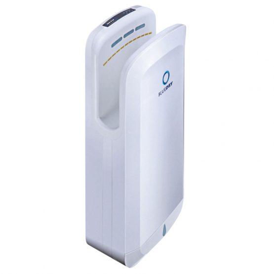 Blue dry jet blade hand dryer